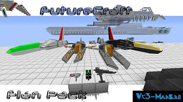 Как сделать самолет в MineCraft