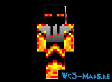 скачать скин грифера для Minecraft - фото 6
