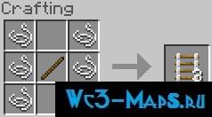 Как Сделать Лестницу В Minecraft » Майнкрафт