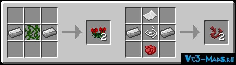 Рецепты крафта в Майнкрафте - Как сделать Minecraft 1.11 ...