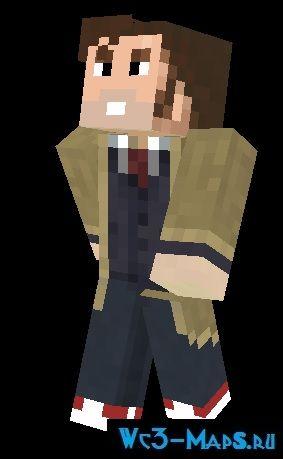 скачать скин грифера для Minecraft - фото 7