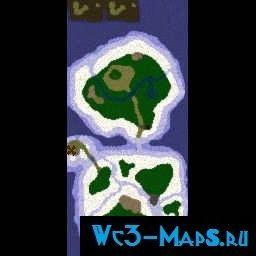 Остров Большого Вулкана! Выживание на островах