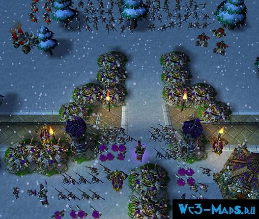 Скачать Карту Терамор Warcraft 3 - фото 11