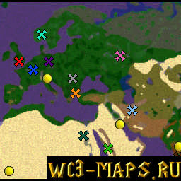 Tower Defense (TD) Скачать Карты для Warcraft 3