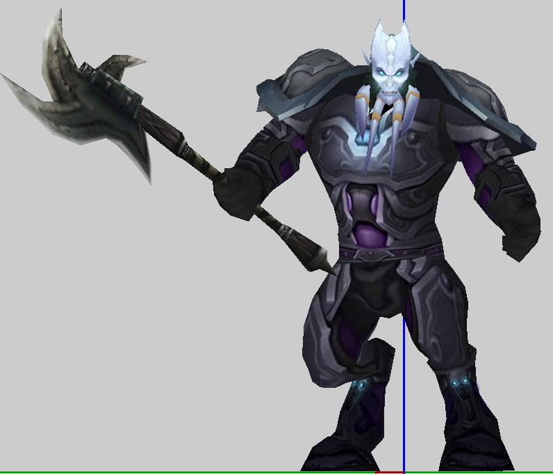 Warcraft 3 модели юнитов - 1f44d